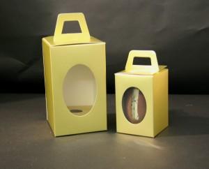 Folding Easter Egg boxes
