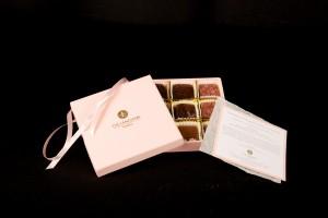 chocolate box elegant hotel