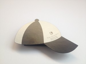Jockey Cap packaging deigned for Royal Ascot