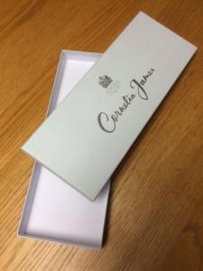 Cornelia James glove box