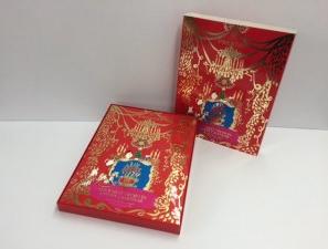Advent Calendar for Prestat, chocolatiers to HM the Queen