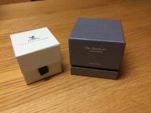 Amor et Psyche box for the Dorchester