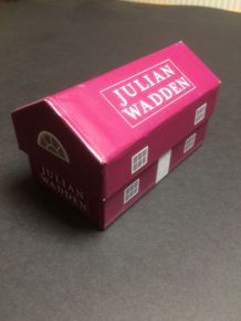 House Key Box for Estate Agent (rigid box and lid)