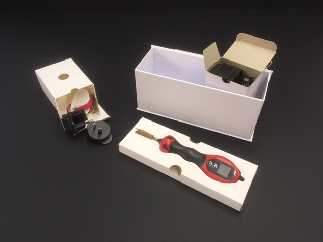 Antex Bespoke Presentation Packaging Box Components