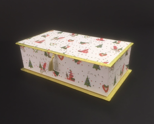 Bespoke packaging for Christmas products