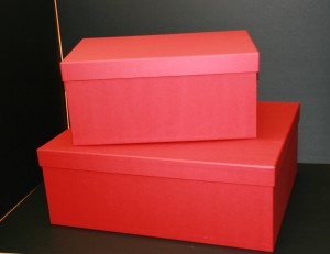 Hamper Boxes for an Architecture company in St Tropez