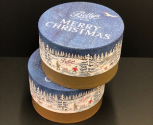 Christmas Packaging from GWD