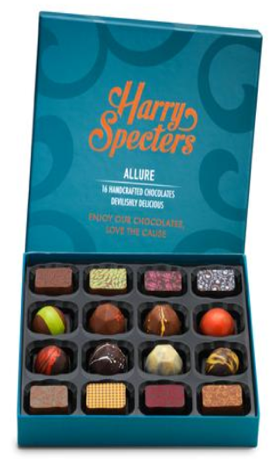 The Allure Chocolate Box
