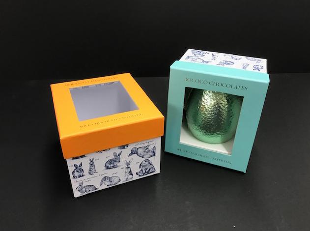Easter egg boxes manufacturer UK