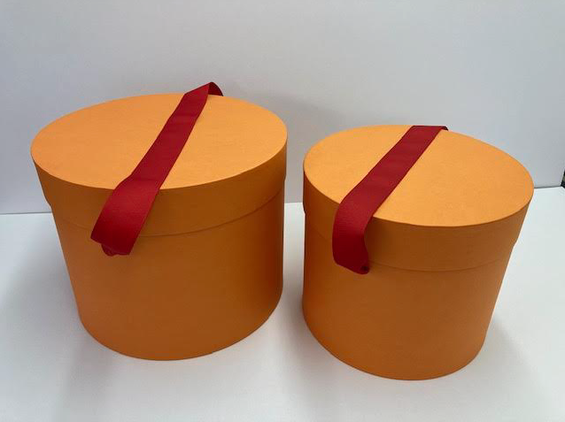 hand-made hamper boxes from the UK